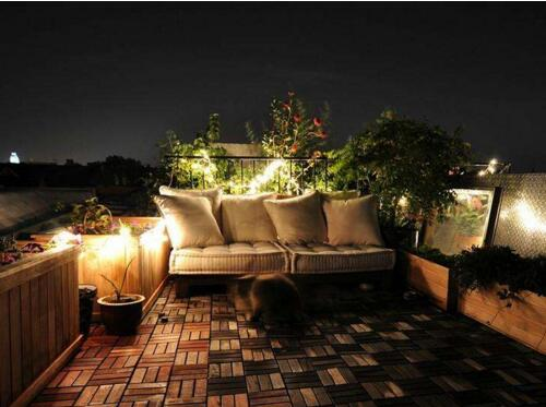小阳台怎么设计更好 阳台装修有什么需要注意的宝安石岩龙腾苑是小产权房吗