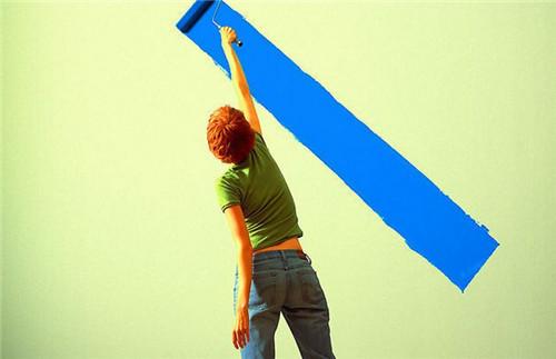 油漆程序油漆注意欧派橱柜点