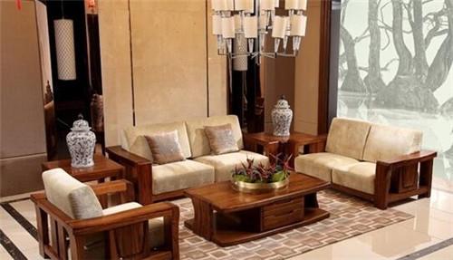 烏金木榻榻米效果圖沙發套件多少烏金木家具的優缺點是什么