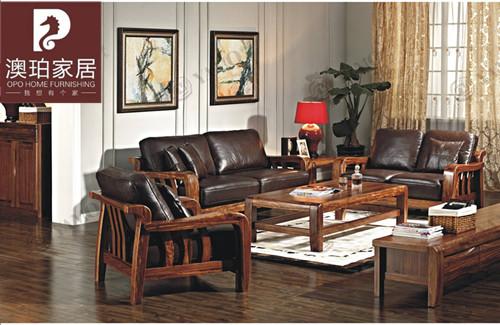 烏金歐派整體櫥柜木家具哪個品牌好烏金木家具的保養技術