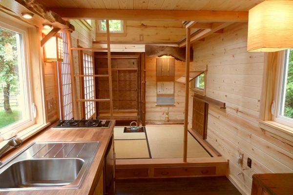 小户型装修一居室的小房子装修效果图推荐看有