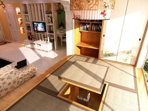客厅榻榻米图片欣赏 榻榻米适合装在哪些地方宝安那些花园小区属小产权房
