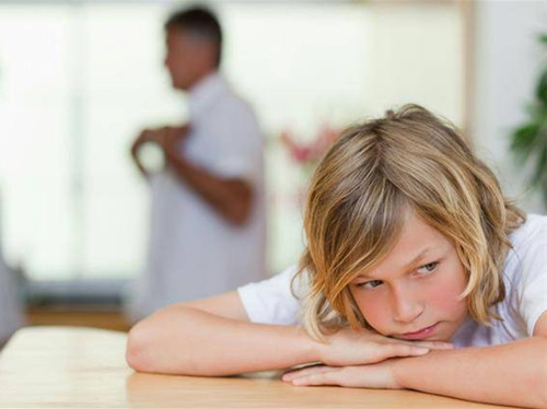 离婚对孩子的影响 离异家庭的孩子常见类型