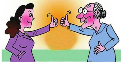 婆媳关系不和离婚好吗  强势的婆婆怎么相处