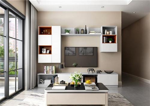 客厅电视柜如何摆放 客厅电视柜效果图赏析
