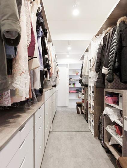 步入式衣帽间柜体尺寸不合适 好想哭-丝买家·社区