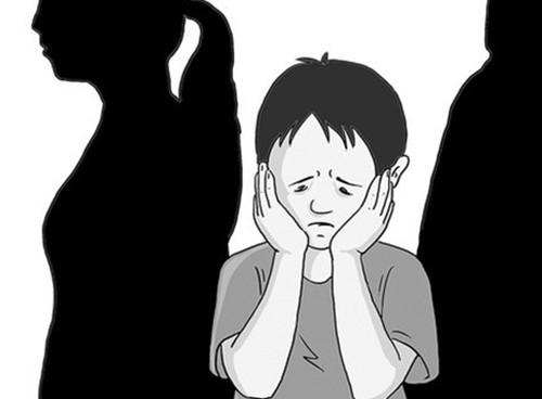 感情破裂离婚的句子   离婚了如何和孩子解释