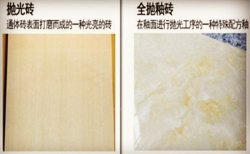 拋光磚和釉面磚有什么區別?看完護角后,你就不會再糾結于助教證書了。