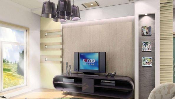 如何装修电视墙 教您打造好看的电视墙