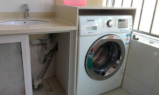 陽臺放洗衣機柜萬萬注意這10點,當初沒聽勸,如今丑到爆!