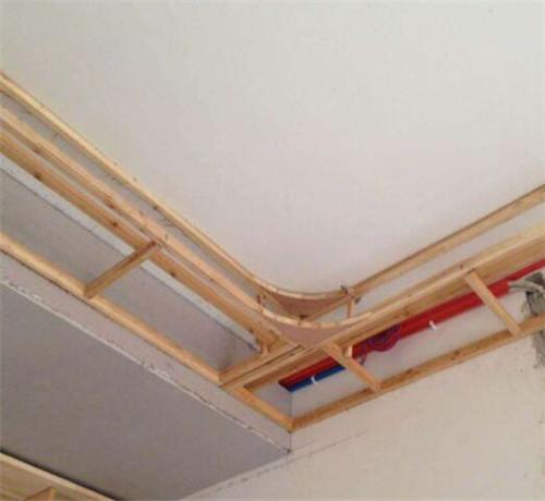 木龍骨石膏板的施工應注意松木家具的優缺點