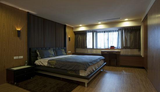 卧室装修知识 小而精的卧室装修