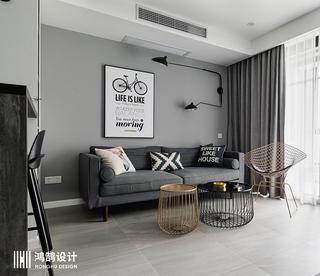 小户型两居之家沙发背景墙图片