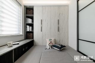 小户型两居之家榻榻米房设计
