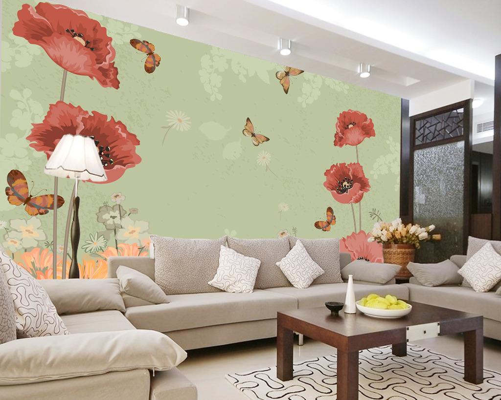 墙体涂鸦的方法和材料有哪些图片