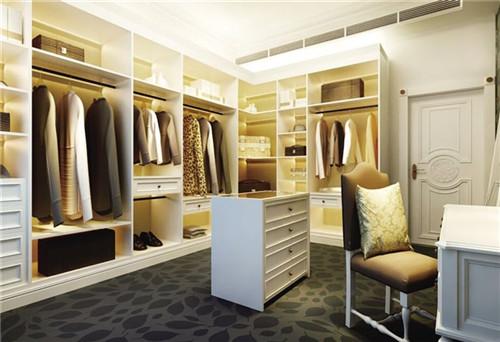 女生衣柜如何設計實用 女生衣柜尺寸多大好