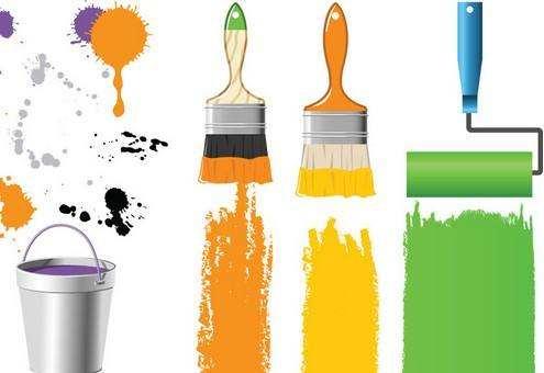 自己刷涂料怎么刷 刷涂料注意事