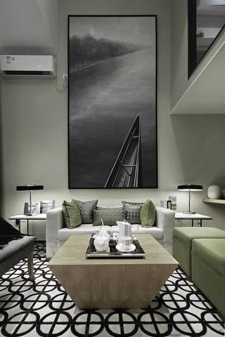 小户型北欧风公寓装修设计图