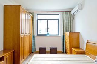 40㎡简约一居室卧室装修效果图
