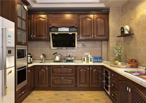 整体橱柜灶台做在什么方向 整体橱柜台面工艺标准