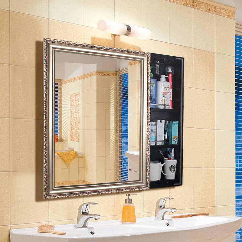 衛生間浴鏡安裝要點 衛生間浴鏡風格