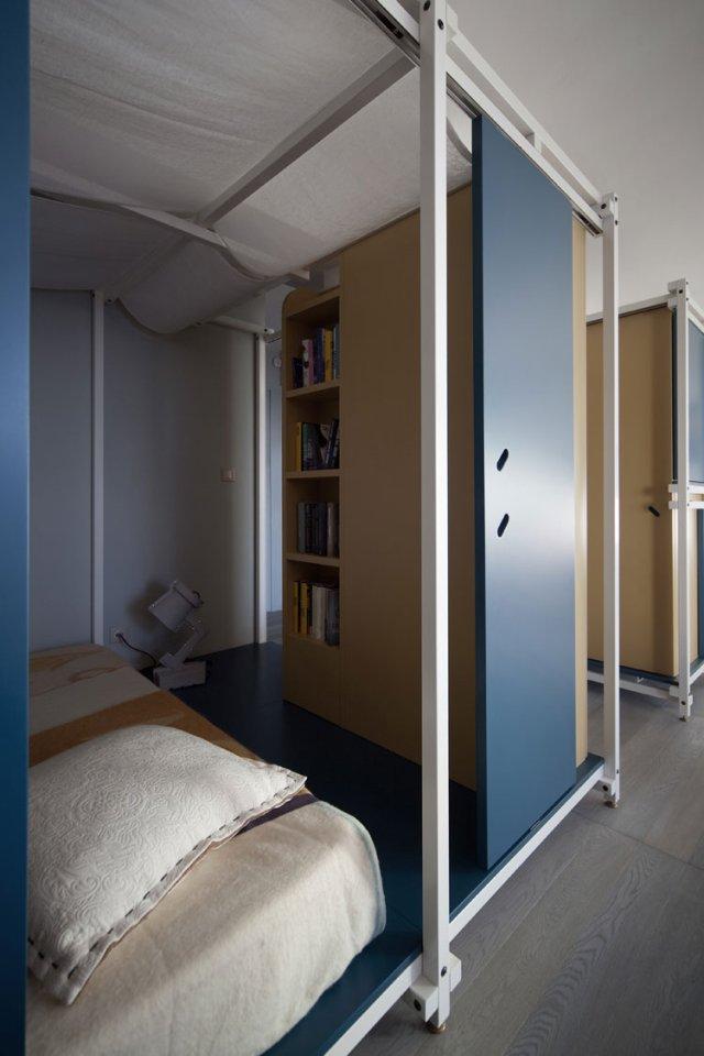 40㎡小户型公寓卧室装修效果图
