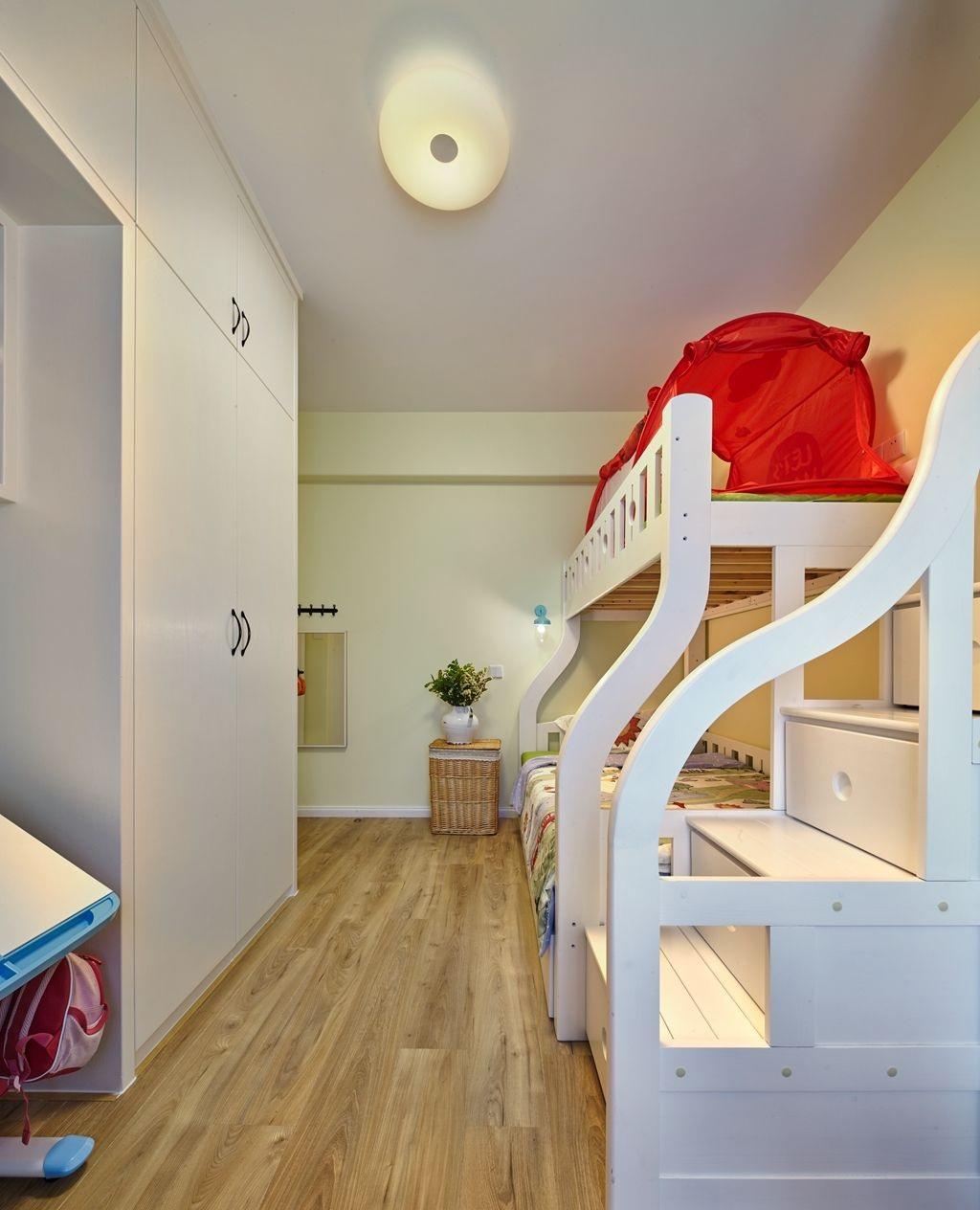 78平北欧二居儿童房装修效果图