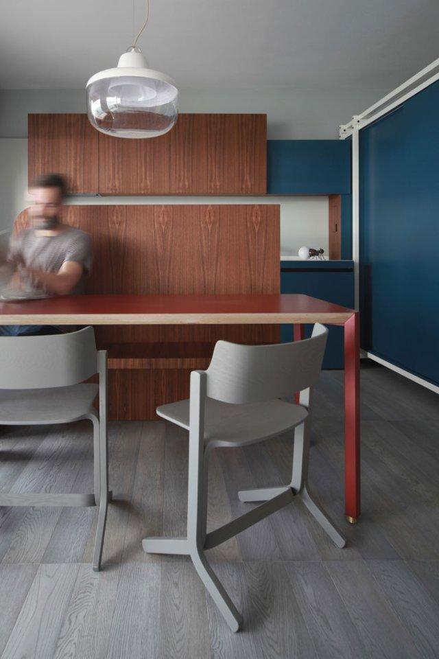 40㎡小户型公寓餐厅装修设计图