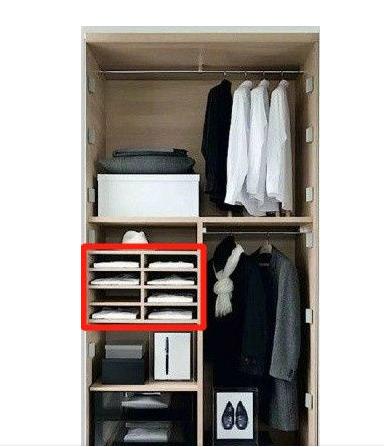 衣柜够大就特能装吗?