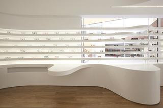 简洁现代风眼镜店每日首存送20