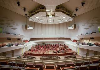 大琥珀音乐厅设计效果图