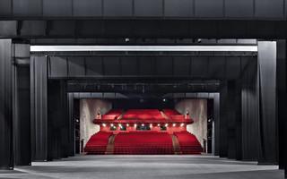 浪漫古典剧场设计效果图