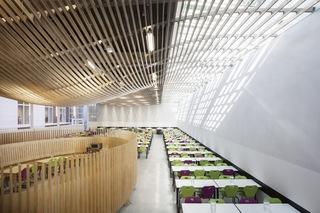 食堂装修设计效果图