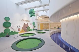温馨简洁儿童乐园设计效果图