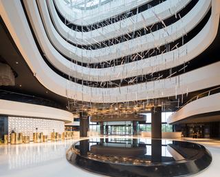 高档酒店装修设计 自然流畅