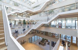 教学楼设计 生态可持续