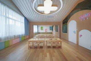早教中心教室装修设计