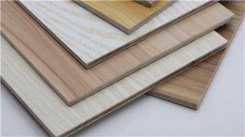 装修木板价格 家具设计用什么板材好
