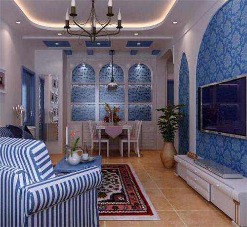 新房装修地中海风格装修有什么特点?教你四大装修设计诀窍