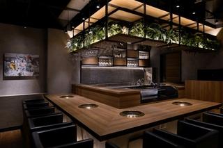 日式烧烤店装修设计图