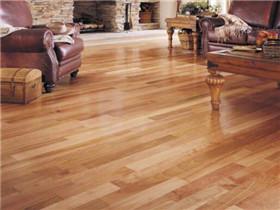 100平米木地板多少钱 木地板如何正确选购