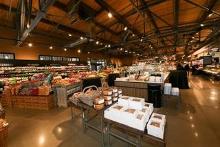 工业风格超市装修设计图