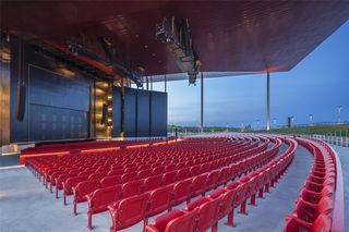 大型露天剧场设计图