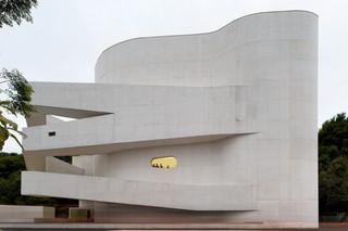 西班牙展览馆设计图