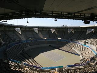 国家网球馆设计图