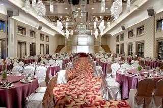 宴会厅装修设计图