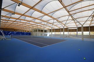 大型网球馆设计图