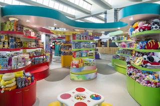 儿童玩具店装修设计图