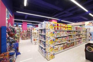 玩具店装修设计效果图