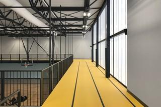 室内运动馆设计效果图